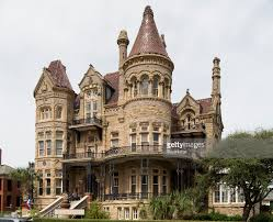 victorian style house bishop palace also known as gresham castle an ornate victorian