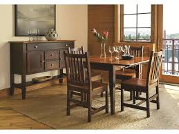 Casual Dining Room Sets L J Gascho Furniture Saber Casual Dining Room Group John V