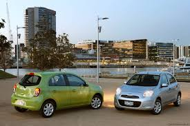 2011 nissan micra unveiled photos 1 of 16