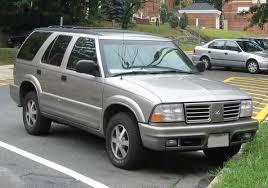 1996 oldsmobile bravada partsopen