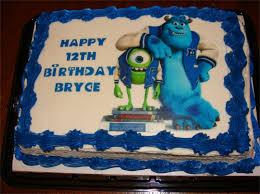 monsters inc birthday cake monsters birthday cake bubbles make him smile