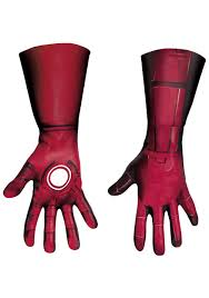 ironman halloween costume deluxe iron man mark vii gloves halloween costumes