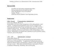 Language Skills Resume Sample by Other Relevant Skills Resume Virtren Com
