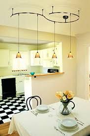 Pendant Track Lighting For Kitchen Kitchen Pendant Track Lighting Fixtures Island Design Light