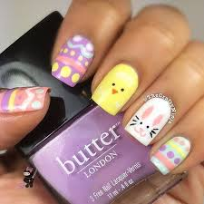 Easter Nail Designs 30 Cute Nail Art Ideas For Easter
