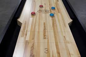 Antique Shuffleboard Table For Sale How Rebound Shuffleboard Compares To Regular Table