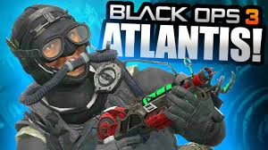 Atlantis Map Black Ops 3 Zombies