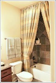 Rustic Bathroom Shower Curtains The Importance Of The Shower Curtains And A Beautiful