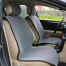breathable mesh car seat covers pad fit for most cars summer cool