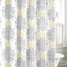Grey Bathroom Window Curtains Creative Of Grey And Yellow Window Curtains And Best 25 Grey And