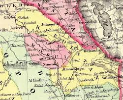Kurdistan Map Can You Put Maps About Kurds And Kurdistan History Forum All