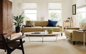modern custom furniture room u0026 board