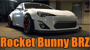 rocket bunny subaru need for speed rocket bunny subaru brz build youtube
