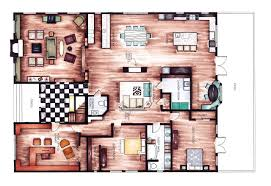 Rendering Floor Plans by Floor Plan Design Render Design Homes