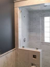 marble steam shower with craftsman style trim smithcraft fine