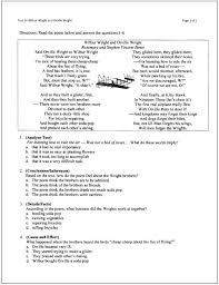bunch ideas of main idea and supporting details worksheets 6th