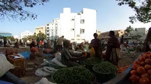 weekly market in hyderabad india 360 video tour youtube