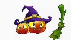 plants vs zombies 2 chinese version new halloween plant