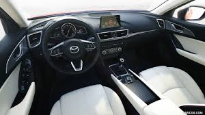 mazda sedan 2017 mazda 3 sedan interior cockpit hd wallpaper 12