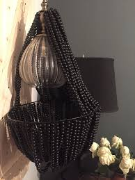 How To Make A Beaded Chandelier How To Make A Beaded Chandelier I Am Hayley Stuart