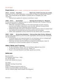 current resume format examples cno job description business free