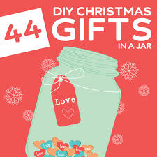 Great Christmas Gifts For Him - 44 creative diy christmas gifts in a jar