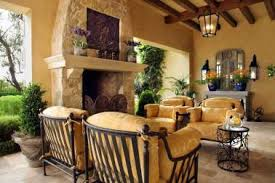 15 spanish mediterranean interior paint colors for homes