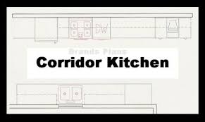 corridor kitchen design ideas kitchen cabinets pictures photo design gallery of free plans