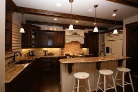 dark kitchen cabinets with backsplash kitchen cabinet glass windows and cream wall dark kitchen