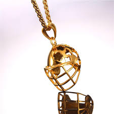 necklace pendant charm images American football helmet pendant charm necklace kivick jpg
