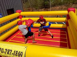 inflatable boxing ring covington ga affordable moonwalk rentals