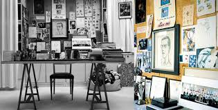 Writers Desks Desks Of The Rich And Famous Workspaces Of Highly Creative People