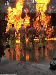 firefighters strip off for 2017 firefighter u0027s calendar australia