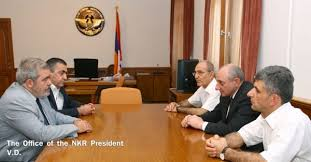 bureau president nkr president meets with arf bureau members