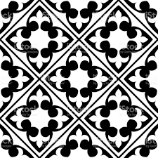 Moroccan Tile Spanish And Portuguese Tile Pattern Moroccan Tiles Design Seamless