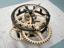 146 best wooden clocks images on pinterest wooden gears wooden