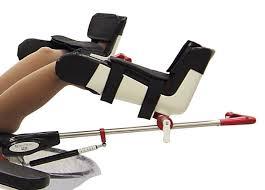 ob gyn stirrups for bed or massage table cost of surgical stirrups leg holders for surgical tables meditek