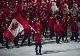 Custom Team Flags Canada Sending Its Largest Ever Winter Olympics Delegation To