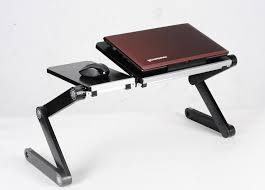 Laptop Desk On Bed Interior Design Desk With Light And Storage Portable Laptop