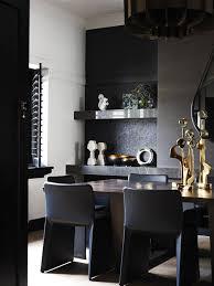 Residential Interior Designers Melbourne House With Contemporary Black Interior Design Melbourne