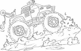 jet truck coloring page 40 free printable truck coloring pages download