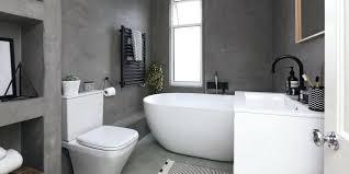 black and white small bathroom ideas small black and white bathroom ideas a contemporary black and white