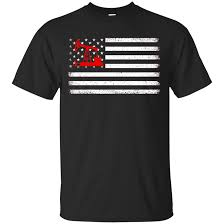 Black Flag Family American Flag Oilfield T Shirts Oilfield Worker Tee Family