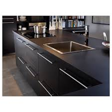 Cabinet Door Front by Tingsryd Drawer Front Wood Effect Black 60x20 Cm Ikea
