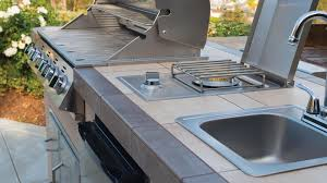 sink with faucet outdoor kitchen components bull outdoor products