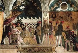 la chambre des andrea mantegna peintre de cour aparences histoire de l et