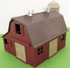 modifying a bachmann o scale barn kit o gauge railroading on