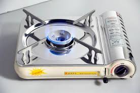 Gas Stainless Steel Cooktop Euro Stainless Steel Portable Camping Gas Stove Bdz 155 B Zb 1