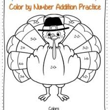 thanksgiving coloring math page archives mente beta most
