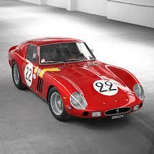 ferrari classic models 1962 ferrari 250 gto style n design pinterest ferrari cars